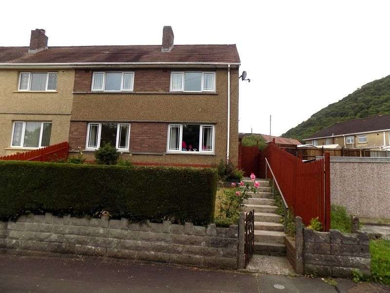 3 Bedrooms Semi Detached House for sale in Heol Caredig , Tonna, Neath, Neath Port Talbot. SA11