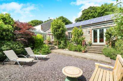 4 Bedrooms Barn Conversion Character Property for sale in Llanddaniel, Gaerwen, Anglesey, Sir Ynys Mon, LL60