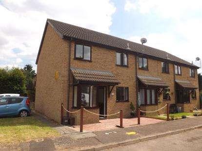 1 Bedroom Terraced House for sale in Whitestones, Beeston, Sandy, Bedfordshire
