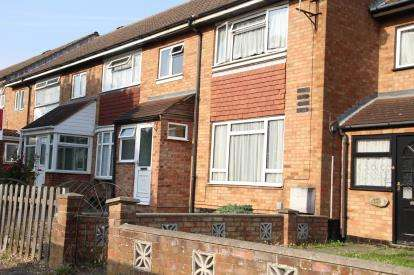 3 Bedrooms Terraced House for sale in Denby, Letchworth Garden City, Hertfordshire, England