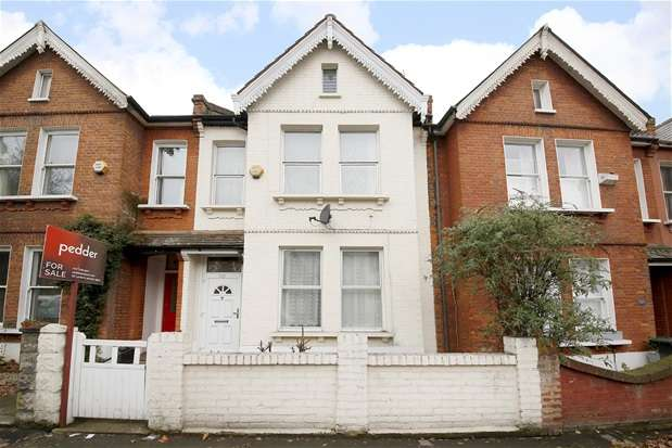 5 Bedrooms Terraced House for sale in Croxted Road, Herne Hill