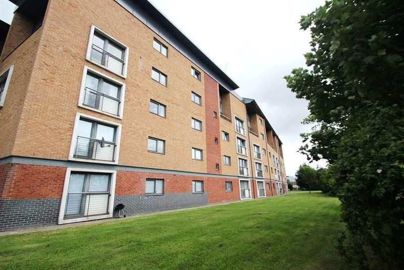 2 Bedrooms Flat for rent in Minerva Way, Finnieston, Glasgow
