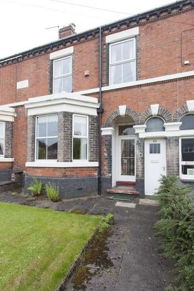 4 Bedrooms Terraced House for sale in Keele Road, Newcastle, Staffordshire, ST5