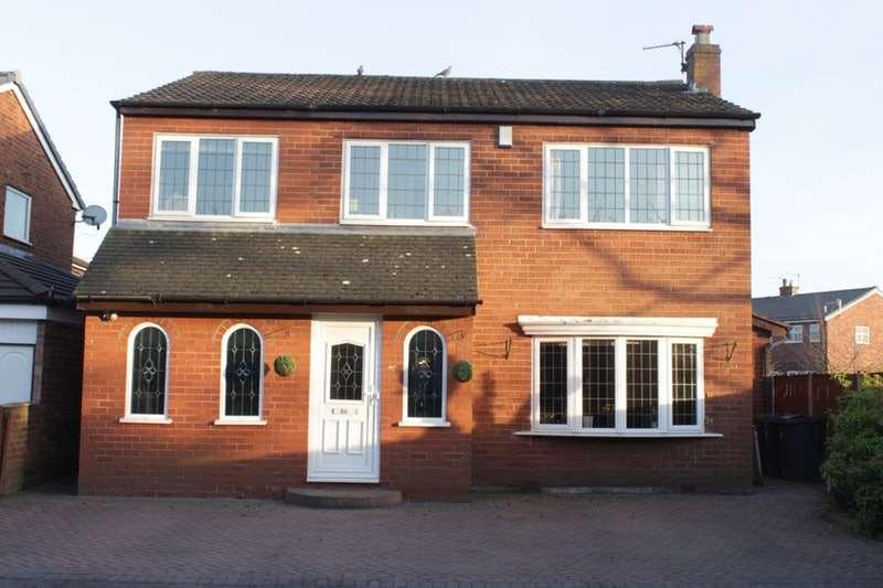 4 Bedrooms Detached House for sale in Warpers Moss Lane, Burscough, Lancashire, L40