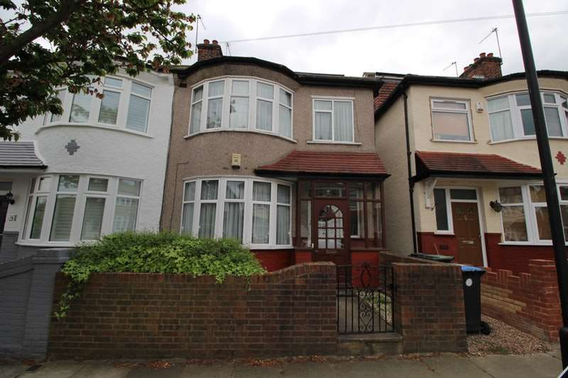 4 Bedrooms Semi Detached House for sale in 49 LINCOLN CRESCENT, ENFIELD, Middlesex, EN1