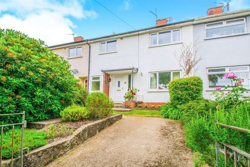 3 Bedrooms Terraced House for sale in Templeton Avenue, Llanishen, Cardiff