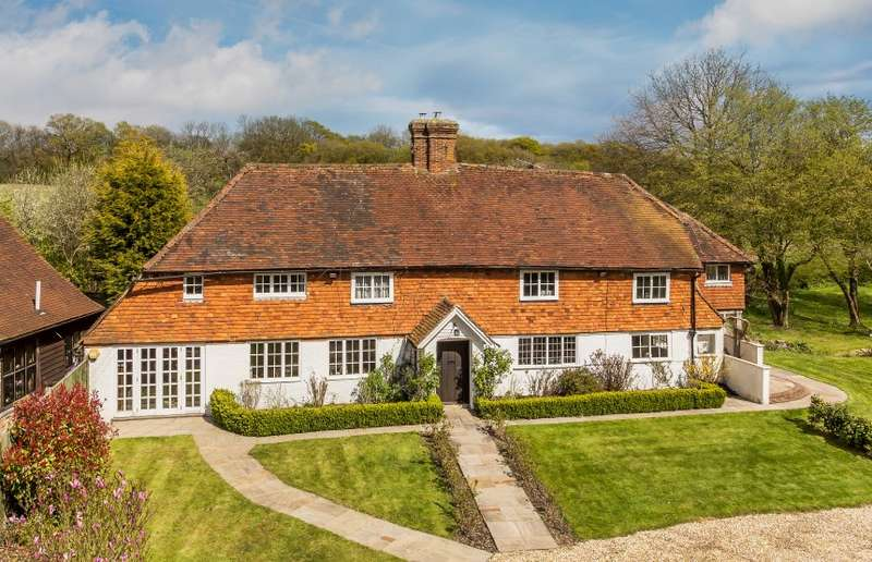 8 Bedrooms Detached House for sale in Rookery Farm, Rookery Hill, Redhill, Surrey, RH1 5QZ
