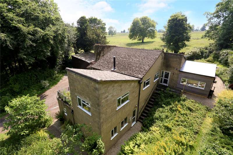 5 Bedrooms Detached House for sale in Bownham Park, Rodborough Common, Stroud, Gloucestershire, GL5