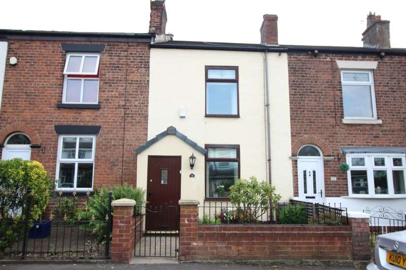 2 Bedrooms Property for sale in Harvey Lane, Golborne, Warrington, WA3