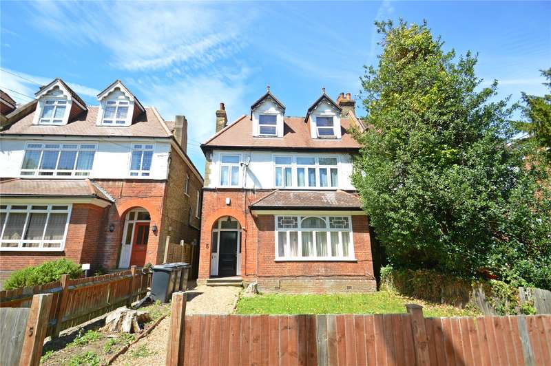 3 Bedrooms Apartment Flat for sale in Ashburton Road, East Croydon
