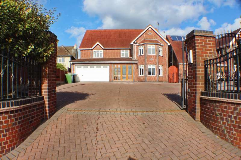 7 Bedrooms Detached House for sale in Uppingham Road, Thurnby, LE7