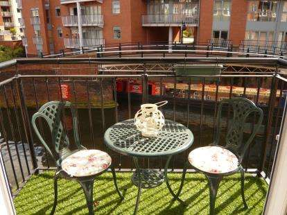 2 Bedrooms Flat for sale in Waterside Court, 101 St. Vincent Street, Birmingham, West Midlands