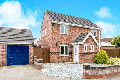 3 Bedrooms Detached House for sale in Lodington Court, Horncastle, Lincolnshire