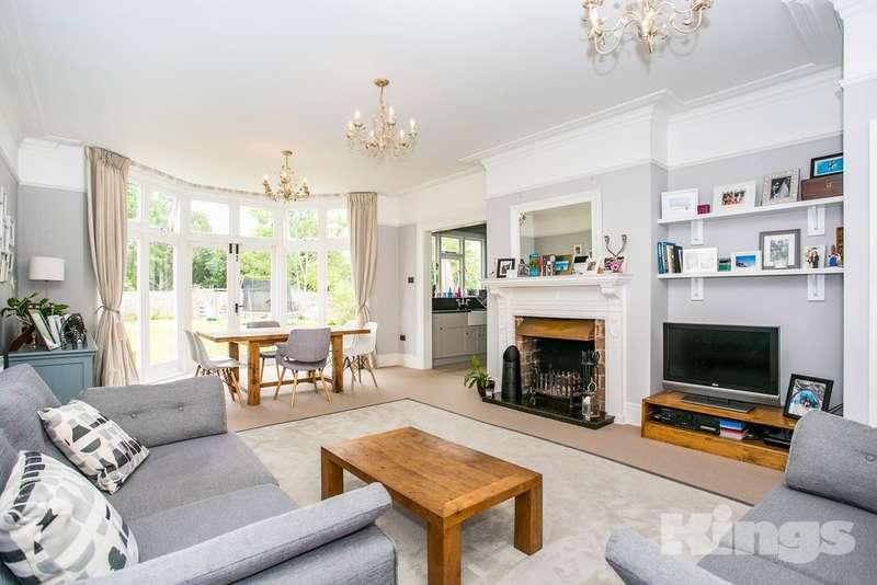 3 Bedrooms Ground Flat for sale in St Johns Road, Tunbridge Wells