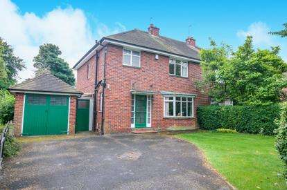 3 Bedrooms Semi Detached House for sale in Thorneyholme Drive, Knutsford, Cheshire