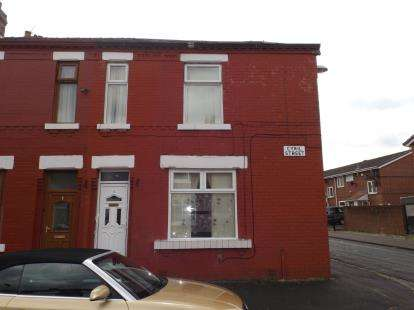 4 Bedrooms End Of Terrace House for sale in Cyril Street, Manchester, Greater Manchester, Uk