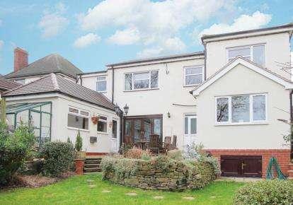 4 Bedrooms Detached House for sale in Ducksett Lane, Eckington, Sheffield, Derbyshire