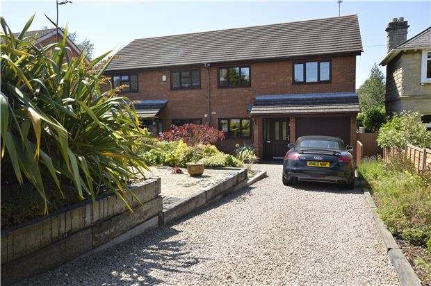 4 Bedrooms Semi Detached House for sale in Pine Bank, Bishops Cleeve, GL52 8JW