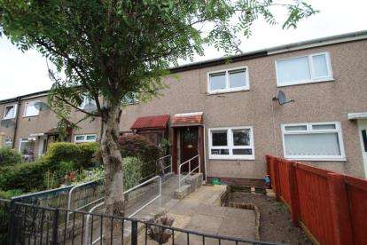 2 Bedrooms Terraced House for sale in Corkerhill Place, CORKERHILL, Lanarkshire