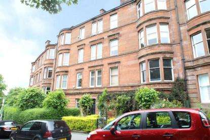 2 Bedrooms Flat for sale in Fergus Drive, North Kelvinside, Glasgow