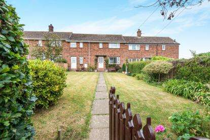 3 Bedrooms Terraced House for sale in Easton, Norwich, Norfolk