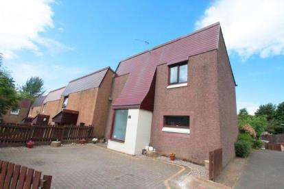 2 Bedrooms End Of Terrace House for sale in Turriff Brae, Glenrothes