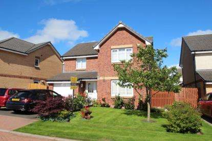 4 Bedrooms Detached House for sale in Bowmore Place, Kilmarnock