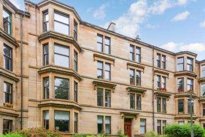2 Bedrooms Flat for sale in Doune Quadrant, Botanics