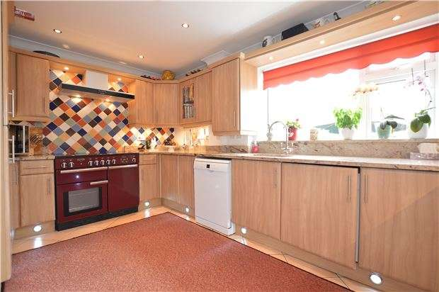 3 Bedrooms Detached House for sale in Robin Way, Chipping Sodbury, BRISTOL, BS37 6JU