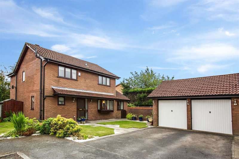 5 Bedrooms Detached House for sale in Brookfield Drive, Littleborough, OL15 8RH