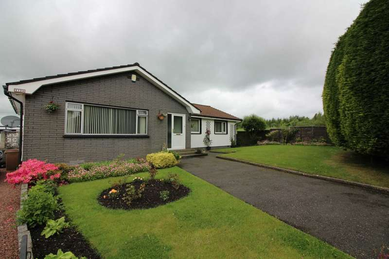 4 Bedrooms Bungalow for sale in Arran Drive, Auchinleck