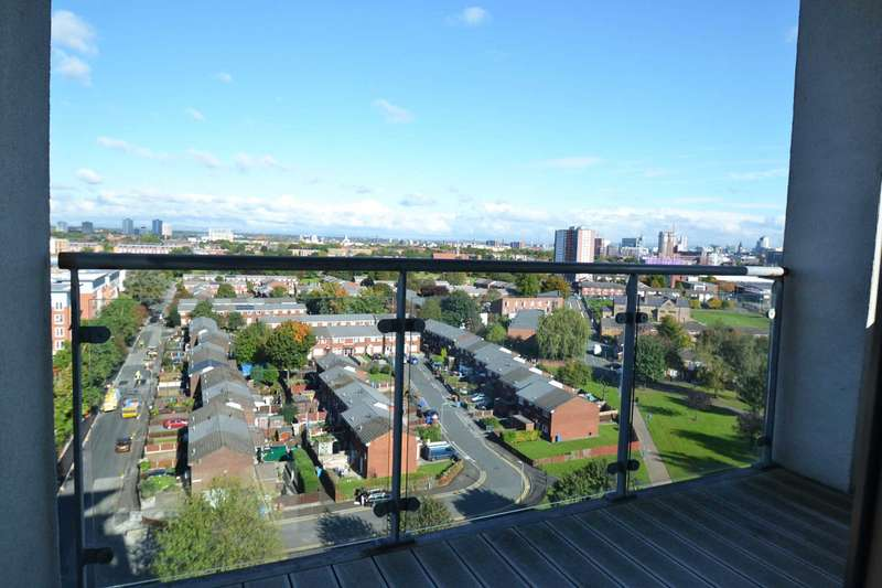 2 Bedrooms Apartment Flat for sale in XQ7, Taylorson Street South, Salford Quays