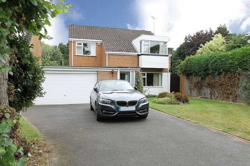 4 Bedrooms Detached House for sale in Oldfields, Hagley, Stourbridge, DY9