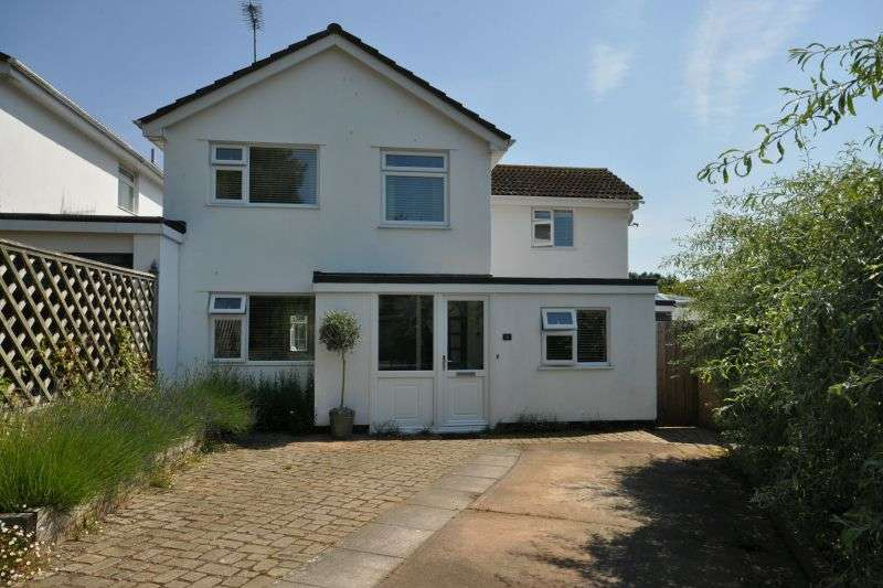 4 Bedrooms House for sale in EAST TOWN LANE, KENTON, NR EXETER, DEVON