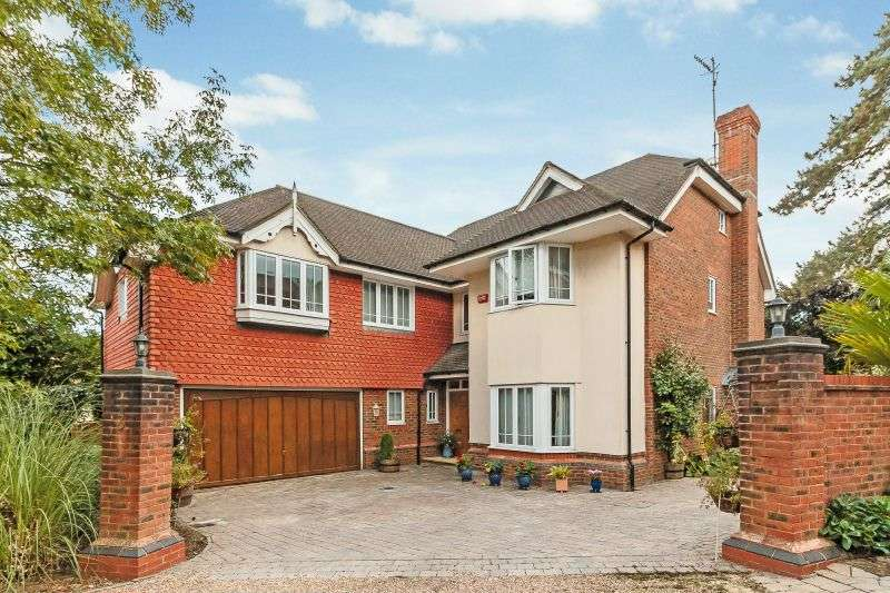 6 Bedrooms Detached House for sale in Wildacres, Sandy Lane, Northwood, Hertfordshire