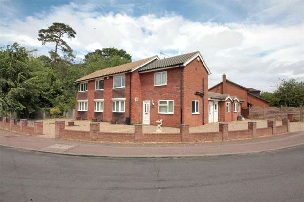 6 Bedrooms Detached House for sale in Fellowes Way, Stevenage, Hertfordshire