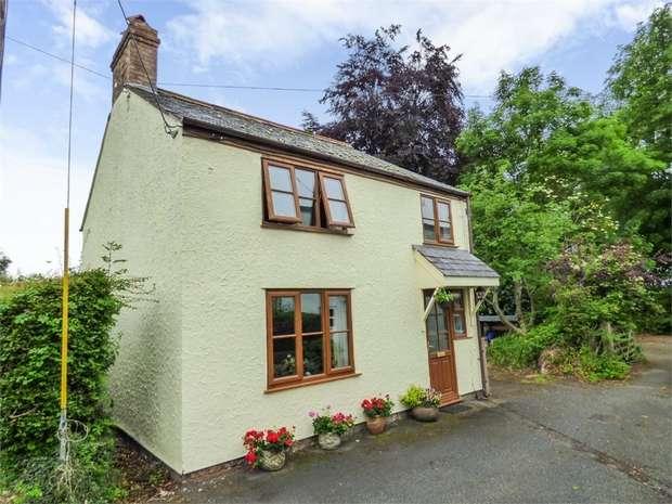 3 Bedrooms Detached House for sale in Ffordd Top Y Rhos, Treuddyn, Mold, Flintshire
