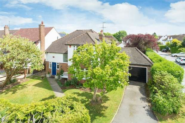 4 Bedrooms Detached House for sale in Latchmoor Way, Chalfont St Peter, Gerrards Cross, Buckinghamshire