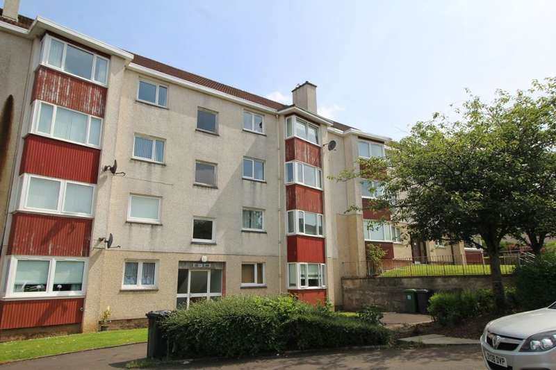 2 Bedrooms Flat for sale in Tummel Green, East Kilbride, Glasgow, G74