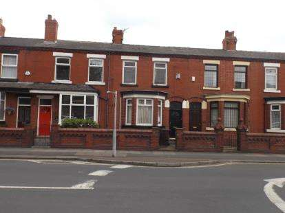 3 Bedrooms Terraced House for sale in Town Lane, Denton, Manchester, Greater Manchester