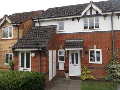 1 Bedroom Flat for sale in Forsythia Close, Northfield, Birmingham, West Midlands