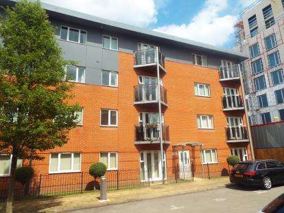 2 Bedrooms Flat for sale in Caister Hall, Conisbrough Keep, Coventry, West Midlands