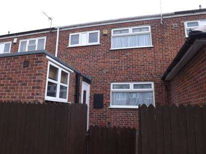 4 Bedrooms Terraced House for sale in Cherhill Close, Clifton, Nottingham