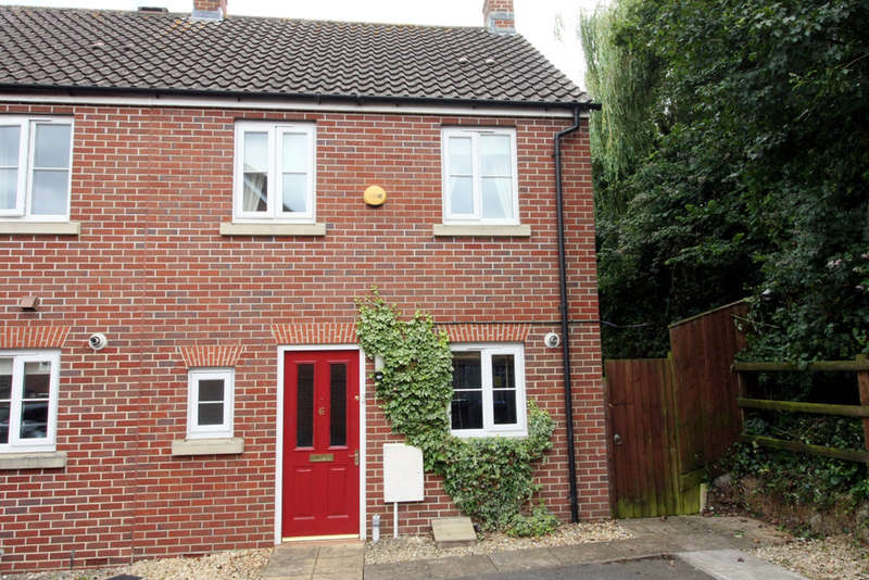 2 Bedrooms End Of Terrace House for sale in Dakota Close, Bowerhill