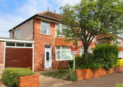3 Bedrooms Semi Detached House for sale in Kirkby Drive, Sheffield, South Yorkshire
