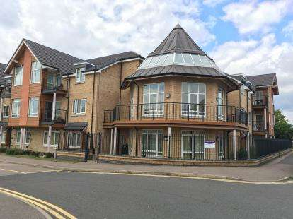 2 Bedrooms Retirement Property for sale in Rectory Road, Pitsea, Basildon