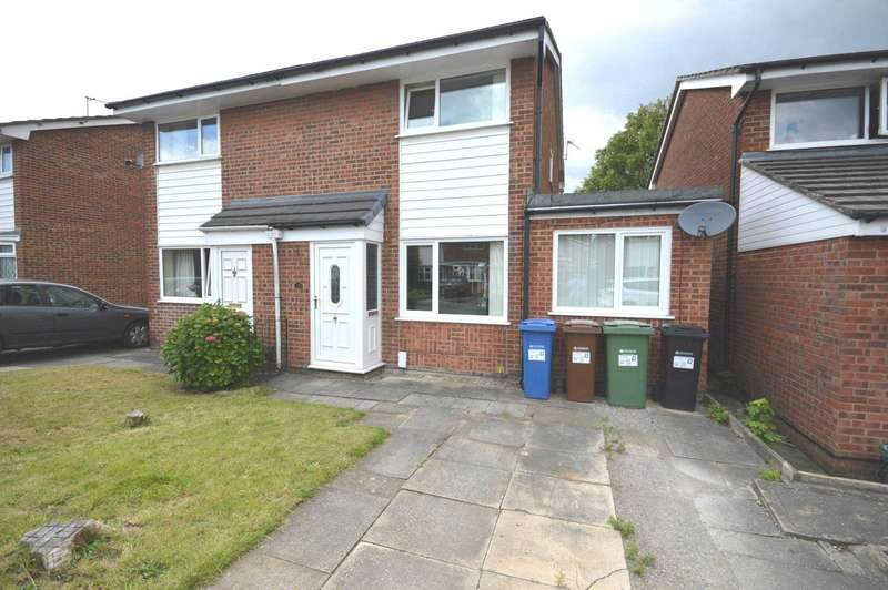 2 Bedrooms Semi Detached House for sale in Long Croft Lane, Cheadle Hulme