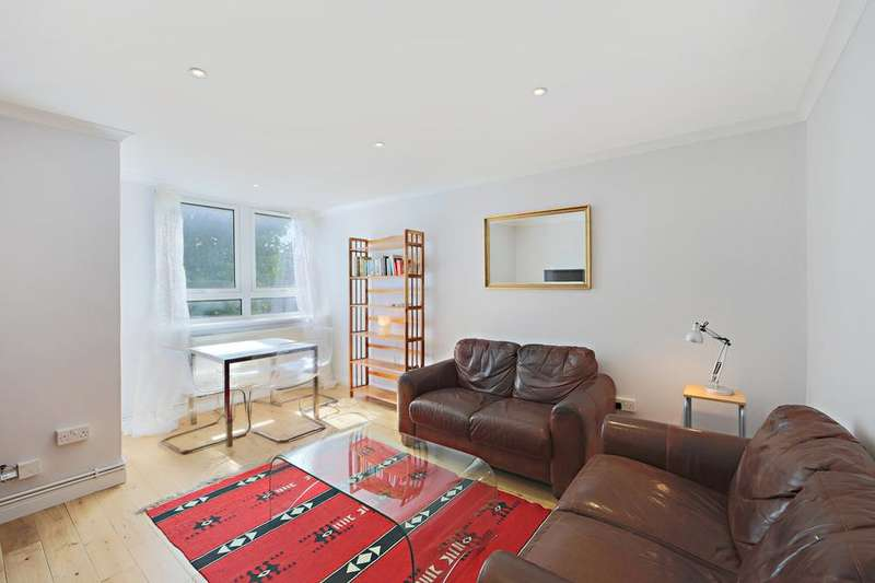 3 Bedrooms Flat for sale in Collingwood House, Darling Row, London E1