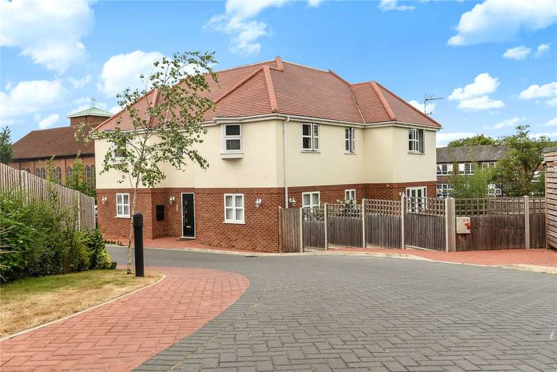 1 Bedroom Apartment Flat for sale in Flat 3, 1 Landmark Place, Hillingdon, Middlesex, UB10
