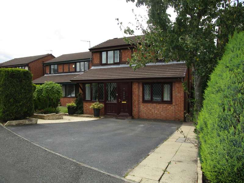 4 Bedrooms Detached House for sale in Woodhouse Road, Shaw